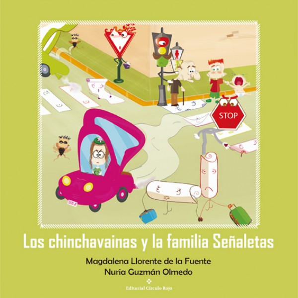 Los chinchavainas y la familia Señaletas