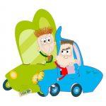 Blog Mayo y conductores stop