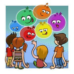 Pililampos y niños